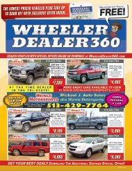 Wheeler Dealer 360 Issue 13, 2019