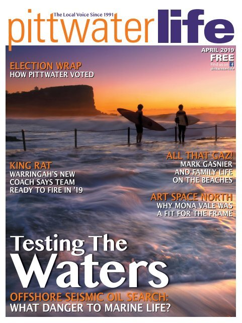 Pittwater Life April 2019 Issue