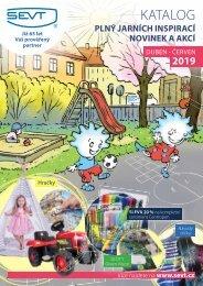 Katalog plný jarních inspirací, novinek a akcí 2019