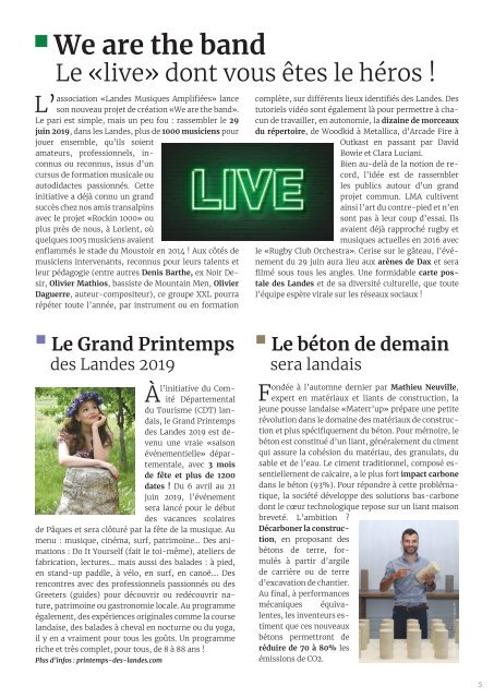 ICI MAG - AVRIL 2019