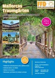 Mallorca - Traumgärten