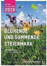 Pressemappe _Blühende und Summende Steiermark