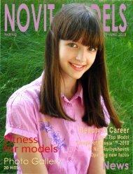 Magazine NOVIT MODELS™ №3/2018