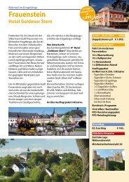 Frauenstein 2019 Katalogseite