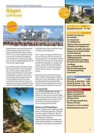 Rügen 2019 Ostern Katalogseite