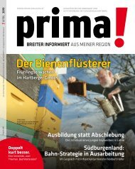 prima! Magazin - Ausgabe April 2019