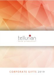 Tellurian | Promotional Giveaway Corporate Gift Items Collection