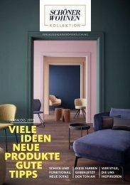 Interliving FREY - SCHÖNER WOHNEN Frühjahrskolletion 2019
