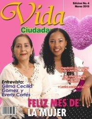 Edición No. 4 Revista Vida Ciudadana - Marzo 2019