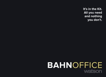 Watson-BahnOfficeBrochure
