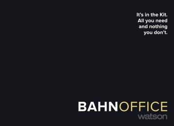 Watson-BahnOffice