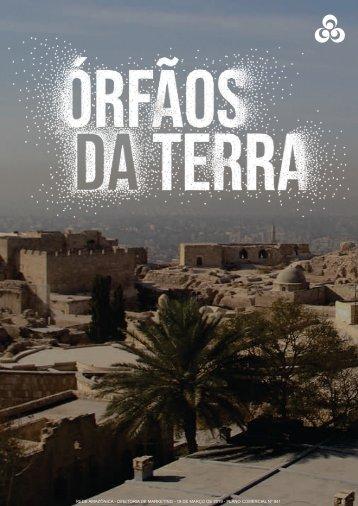 RFÃOS DA TERRA