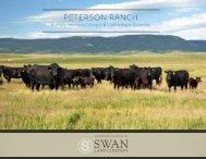 Peterson Ranch Offering Brochure 3-29-19