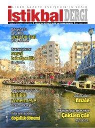 İstikbal Dergi Mart Sayısı