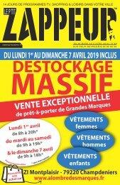 Le P'tit Zappeur - Niort #85