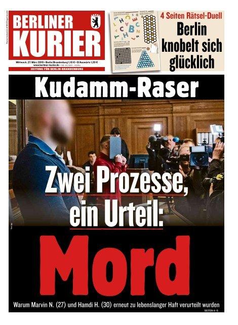 Berliner Kurier 27.03.2019