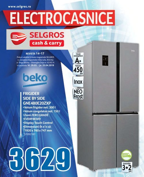 14-17 Electrocasnice Online 2019