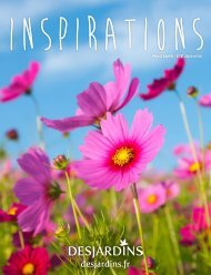 Magazine Inspirations n°25 - Printemps/Été
