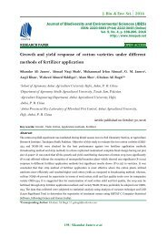 Growth and yield response of cotton varieties under different methods of fertilizer application