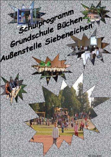 Schulprogramm - Grundschule Büchen
