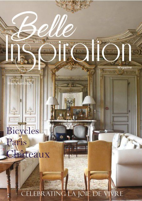 Belle Inspiration Magazine March-April 2019 FINAL COPY