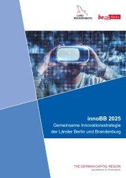 InnoBB 2025 - Gemeinsame Innovationsstrategie der Länder Berlin und Brandenburg