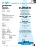 June 2012 - Jewish Community Center of Greater Washington - Page 5