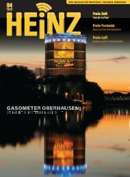 04_2019 HEINZ MAGAZIN Wuppertal, Solingen, Remscheid