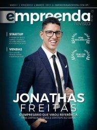 Empreenda Revista - Ed. 22 - Março