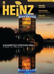 04_2019 HEINZ MAGAZIN Duisburg, Oberhausen, Mülheim