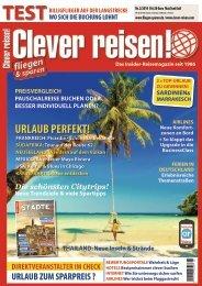 Clever reisen! Ausgabe 2/19