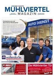 Mühlviertel Magazin April 2019