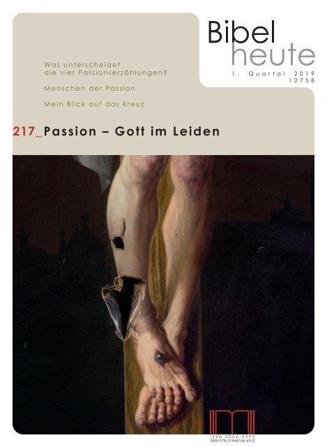 Bibel heute Passion