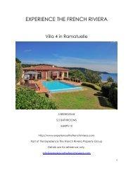 Villa 4 - Ramatuelle