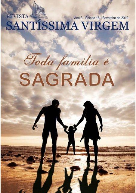 Revista Digital Santíssima Virgem Edição Janeiro/Fevereiro 2019