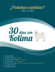 30 dias con Kolima - Marzo 2019