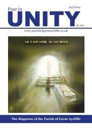 Parish Magazine April-May 2019