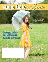 Stone Gate April 2019