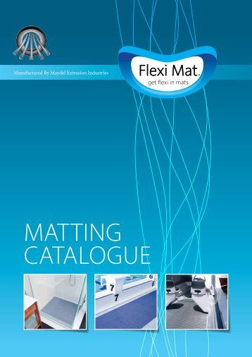 Flexi-Mat Catalogue AustNZRevision3