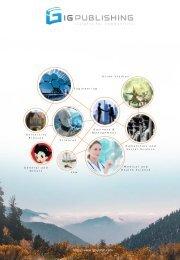 iG Publishing Subject Catalog 2019