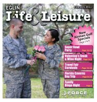 New Airman Golf Specials - 96th Force Support Squadron • Eglin AFB