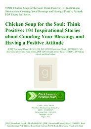 Ebook Chicken Soup Bahasa Indonesia