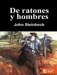 De ratones y hombres - John Steinbeck