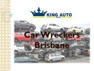 car wreckers(kingauto)