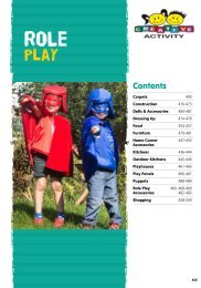 Creative Activity Early Years EURO 2019 - Role Play