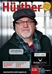 Hürther Stadt Magazin März 2019