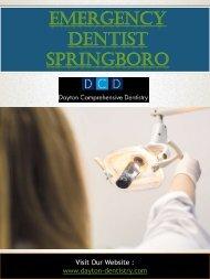 Emergency Dentist Springboro