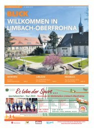 Willkommen in Limbach-Oberfrohna - 30.03.2019