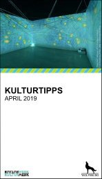 KulturTipps_April 2019