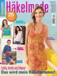 Zeitschrift: Meine Häkelmode (MH007)
